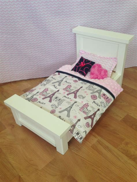 american girl dolls beds american girl doll bed farmhouse style doll bed paris
