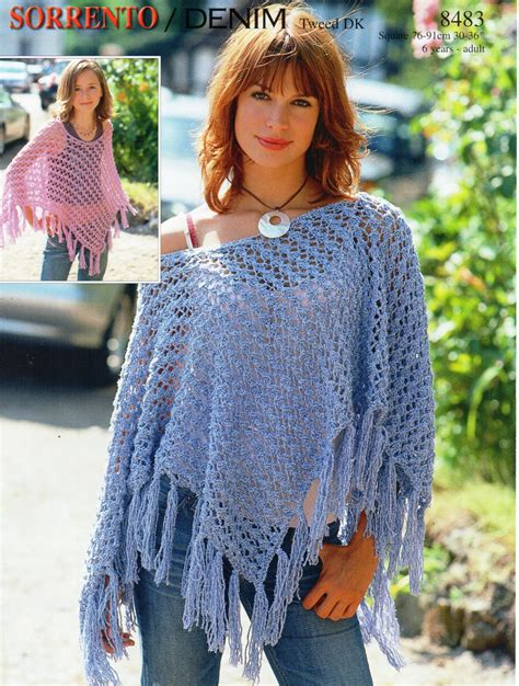 knitting patterns womens poncho womens knitting pattern womens poncho poncho