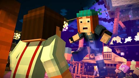 minecraft story mode minecraft story mode now available in the play store