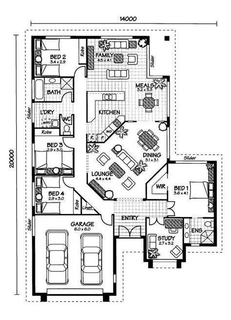 australian house plans small australian house plan ch187 unique home plans australia floor plan new home plans design