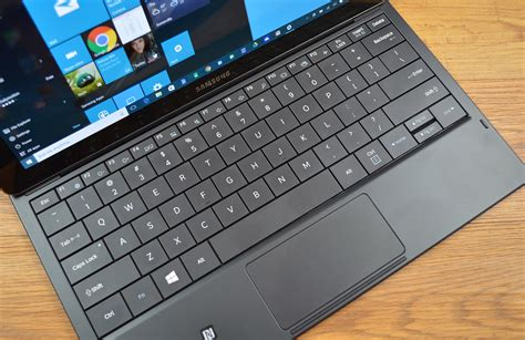 Keyboard Samsung Tab S samsung galaxy tabpro s review compromised for mobility