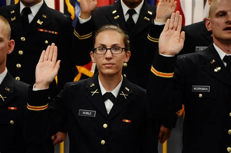 Officer Candidate School by Va Guard Ocs Commissions 17 New Officers