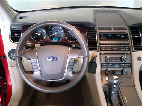 2010 Ford Taurus Interior by Test Drive 2010 Ford Taurus Nikjmiles