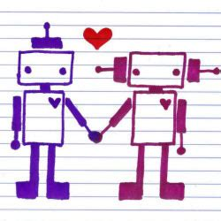 doodle robot meaning photobucket pictures groups