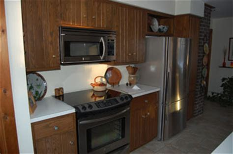 Classic Kitchen Cabinet Refacing by More Before And After Cabinet Refacing Photos 4 Classic