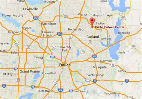 show me a map of dallas texas mohammed garland tx shooting geller show