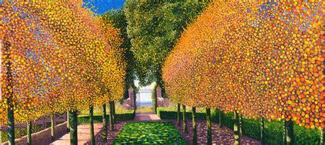 contemporary pointillist paintings susan entwistle