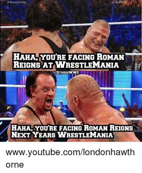 Wrestlemania Meme - funny roman reigns memes of 2017 on me me in 2016