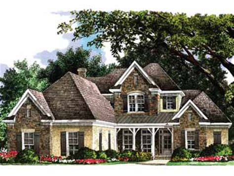 french cottage floor plans french country cottage hwbdo14774 cottage house plan