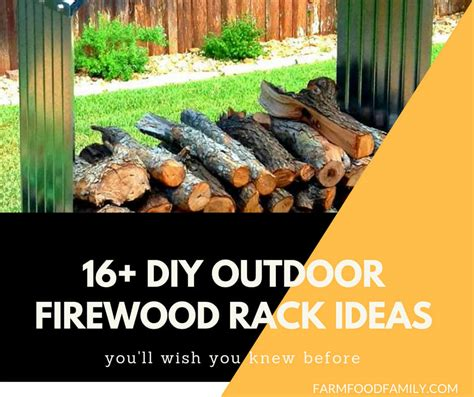 easy diy firewood rack 16 cheap easy diy outdoor firewood rack ideas you should try