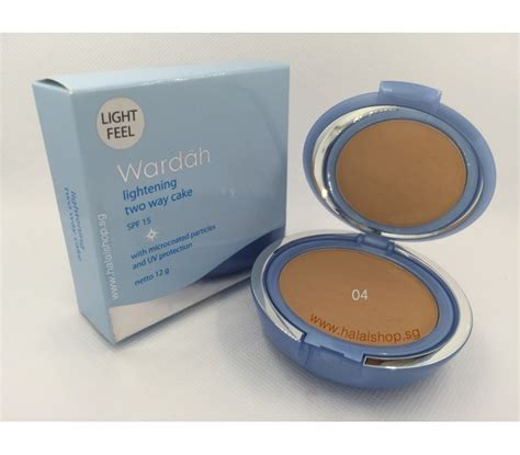 Eyeshadow Hitam Wardah harga spesifikasi wardah lightening two way cake light