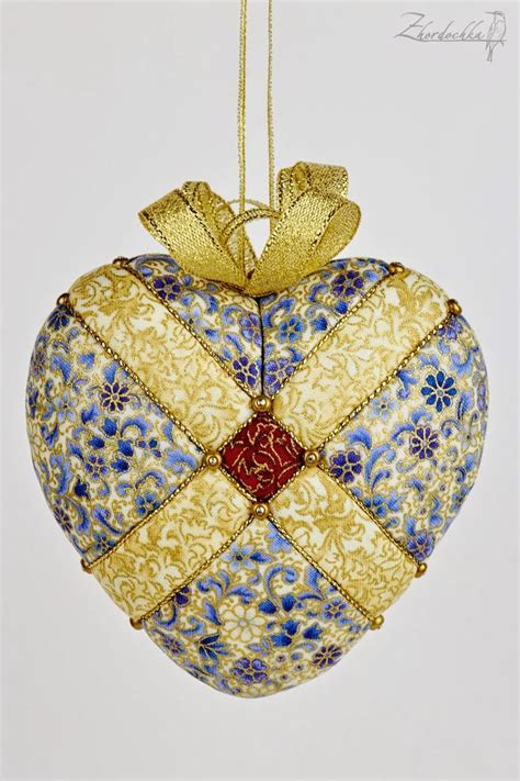 Patchwork Ornaments - 403 best images about adornos de navidad ideas on