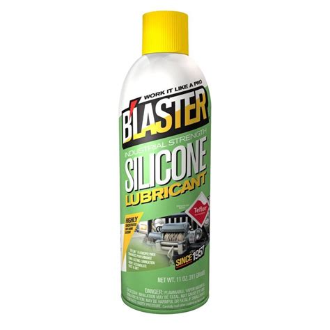 Lowes Christmas Outdoor Decorations Shop Blaster 11 Oz Silicone Lube At Lowes Com