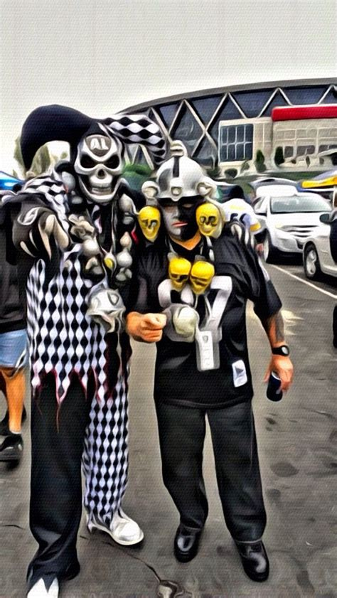 oakland raiders fan experience 17 best images about raider fans on pinterest oakland