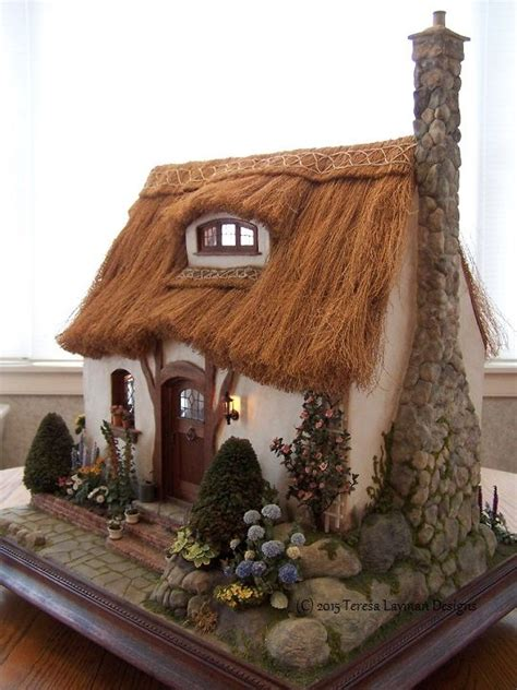 miniature house 25 best ideas about miniature houses on pinterest doll