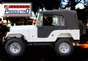 Jeep Cj3 Jeep Willys Viasa Cj3 Foto 6 Car Interior Design