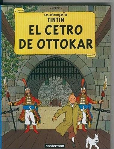 el cetro de ottokar 8426102751 tint 237 n las aventuras de 8 el cetro de ottokar