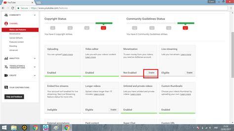 adsense youtube url cara mendaftar google adsense via youtube kobochancore