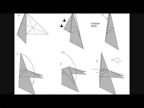 Origami Ghost - origami ghost quot fantasma papiroflexia quot