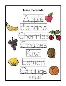 preschool printables april 2013