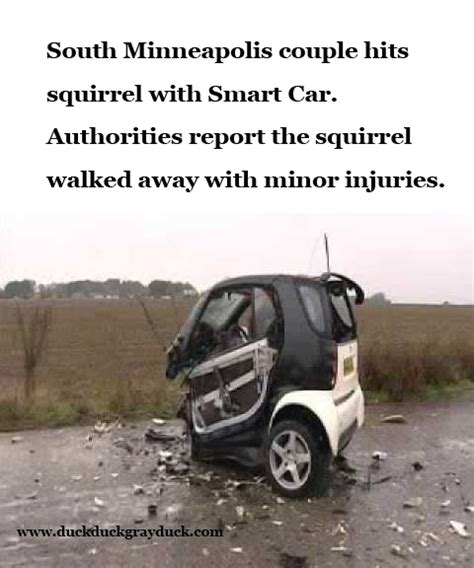 smart cars in accidents south minneapolis injured in car with