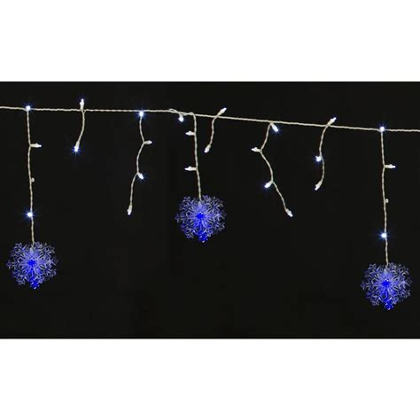 led color changing icicle lights christmas lights