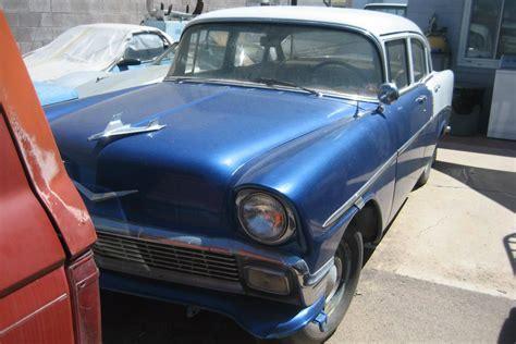 Starts & Runs For $3,500! 1956 Chevrolet 210