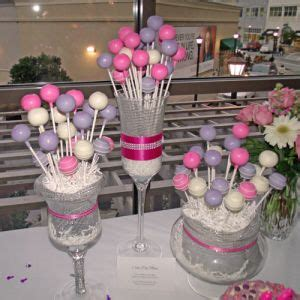 33 best images about cake pop stand ideas on pinterest