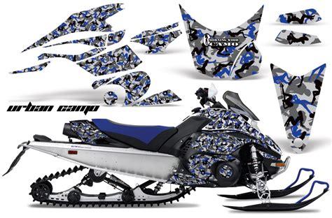 Yamaha Nytro Sticker Kits by Yamaha Snowmobile Parts Yamaha Fx Nytro Sled Graphic