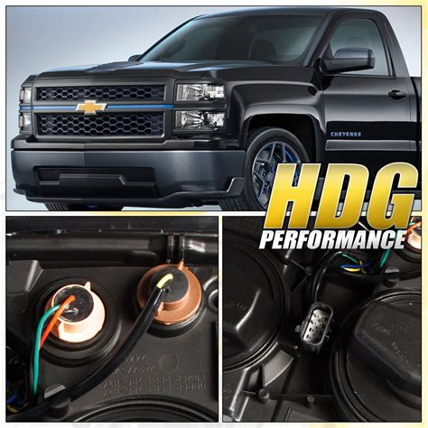 2014 chevy silverado light replacement 2014 2015 chevy silverado 1500 replacement lights