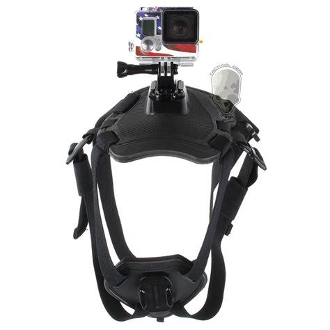 Gopro Fetch Harness tmc gopro fetch harness mount for gopro xiaomi yi xiaomi yi 2 4k hr271 black