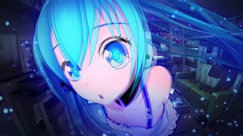hatsune miku video wallpaper deskscapes youtube