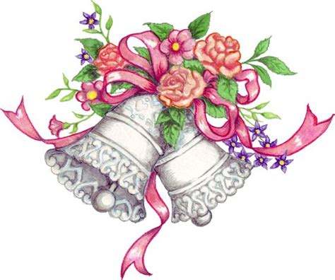 Wedding Bell Graphics by Free Transparent Png Files And Paint Shop Pro