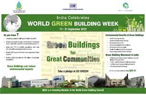 Green Home Building Ideas indian green building council igbc spearheading green
