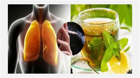 Best Detox For Heavy Smokers by This Recipe Will Easily Clear Your Lungs In 3 Days Even
