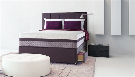 Adaptive Technology Deeper Sleep Sealy Posturepedic Sealy Bed