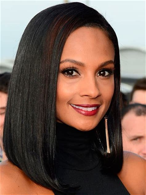 alesha dixon hair color alesha dixon celebrity pinterest long bob bobs and