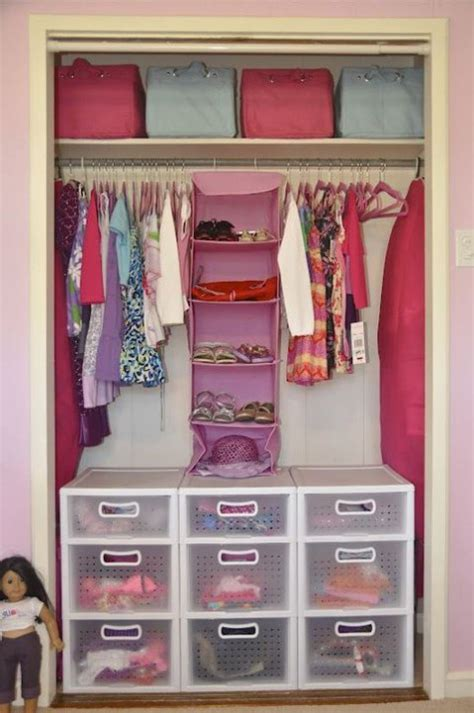 Children Closet Organizer by Awesome Kids Closet Organization Ideas Comfydwelling