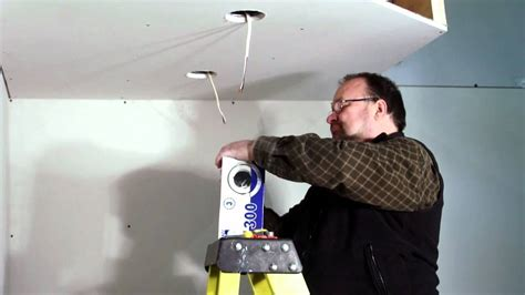 Installing Pot Lights In Insulated Ceiling Bazz Recessed Lighting How To Install Recessed Lighting