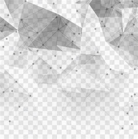 Photocard Transparent Transparan Wanna One Ver White polygonal technological elements on a transparent background vector free