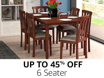 Solid Wood Dining Room Table dining table buy dining table online at best prices in