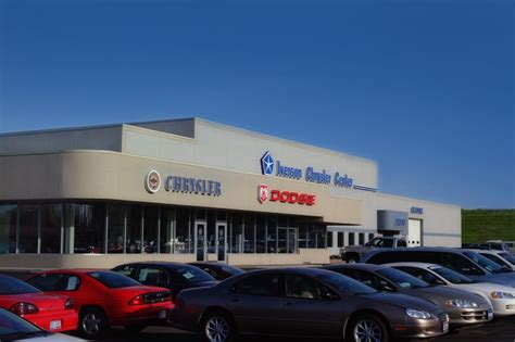 Iverson Chrysler Center by Retail Commercial Electrical Services In Nebraska