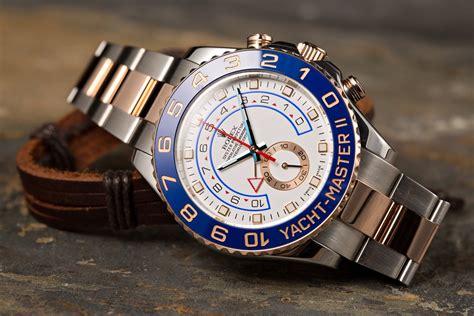 Rolex Yatch Master 2 the rolex yacht master ii 116681 bob s watches