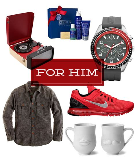 valentines gifts for him 14 creative valentine s day gifts for him creative