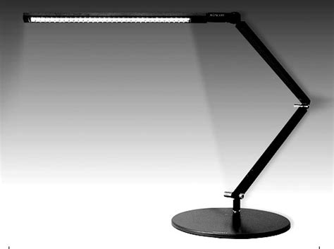 Led Desk Light Bar Supersleek Led Desk L Z Bar By Koncept Inhabitat Green Design Innovation Architecture