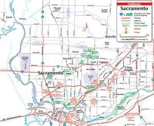 sacramento california map your resource for local maps in sacramento ca