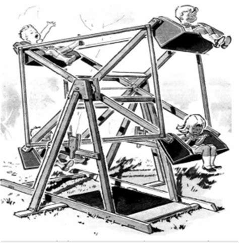 backyard ferris wheel how to build a kid s ferris wheel