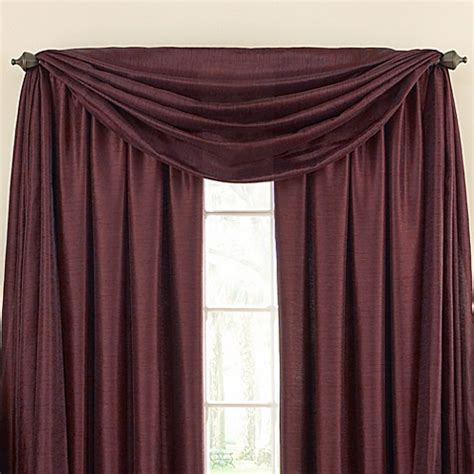 curtains with scarves scarf valance curtains images