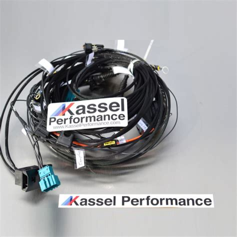 bmw  plug  play engine swap wiring harness     obd kassel performance