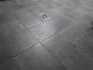 dark gray vinyl tile from home depot for the home